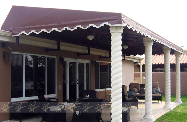 Miami Awnings: Miami Patio Awnings Window Awnings. Miami Carports, Toldos Y  Carpas Asequibles