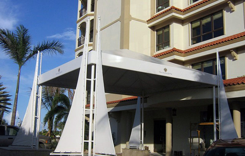 Miami Canopies: Marquesinas en Miami